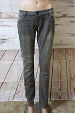 GUESS Skinny Stretch Grey Denim Jeans W29 L32