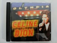 L'Olympia Live by Celine Dion CD Nov-1994, Sony Canada Import MINT CCK 80212
