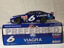 Mark Martin Autographed 2002. #6 Viagra Ford Taurus