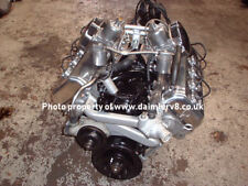 Daimler V8 Engine Rebuilt