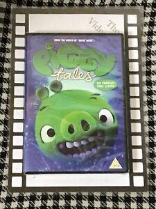 Piggy Tales Season 1 ( DVD - Brand New & Sealed)