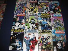 Punisher 1-69, Annuals & More (1987-1994) Marvel Comics Frank Castle
