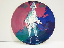 Royal Doulton LeRoy Neiman Pierrot Decorative Plate