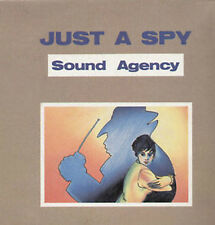 SOUND AGENCY - Just A Spy - 1987 Systeme Nouveau - Belgium - SYST 1204