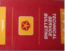 1997 DODGE CHRYSLER MOPAR NEON Service Repair Shop Manual W TECHNICAL BULLETINS