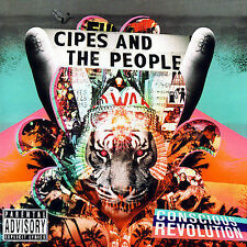 CIPES & THE PEOPLE - CONSCIOUS REVOLUTION [PA] CD NEW-SEALED