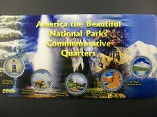 2010 Complete Set of Colorized Quarters In a Holder