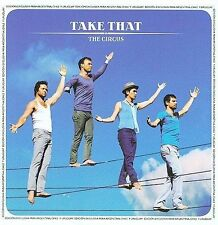 TAKE THAT  Circus BRAND NEW CD Buy 2 or more from my store and SAVE $