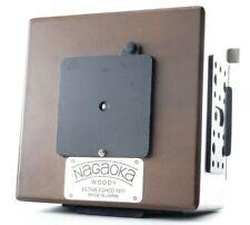 REAR! Nagaoka Seisakuzyo Woody Medium Format Pinhole camera From JAPAN