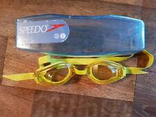 Speedo Mariner gelbe Schwimmbrille