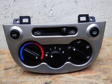 Heizungsbetätigung Klimabedienteil CHEVROLET Matiz 1.0 49 kW Bj.09