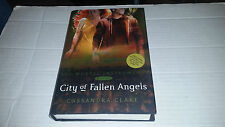 City of Fallen Angels by Cassandra Clare (2011, HC) FIRST PRINT NEW LETTER