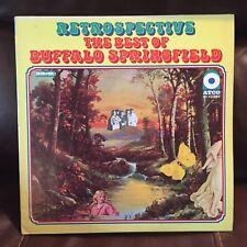 Best of Buffalo Springfield Retrospective LP SD 33-283 (VG Condition)