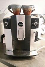 JURA Impressa C5 Platin /Schwarz Kaffeevollautomat ,kaum gebraucht