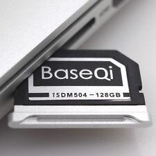 "BASEQI Aluminum 128GB Storage Expansion Card for MacBook Pro Retina 15"" (504MSV)"