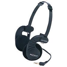 Koss Headphone SportaPro Portable Black