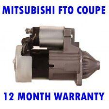 MITSUBISHI FTO COUPE 2.0 1994 1995 1996 1997 1998 - 2001 STARTER MOTOR