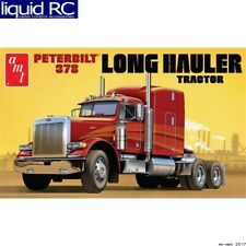 AMT 1169 1/24 Peterbilt 378 Long Hauler Semi Tractor