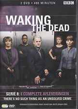 WAKING THE DEAD 8 the complete series eight - DVD