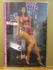 Vintage 1993 Morena Corwin original hot girl Playboy poster 9040