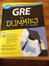 1,001 GRE Practice Problems for Dummies by Ron Woldoff, Consumer Dummies Staff …