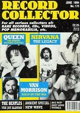 QUEEN Freddie  Mercury  NIRVANA Kurt Cobain UK magazine Rock Prog Pop Music