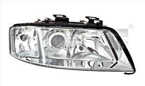 TYC Headlight Left For AUDI A6 Avant 4B C5 4B0941029
