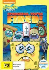Spongebob Squarepants - Spongebob, You're Fired! (DVD, 2014)