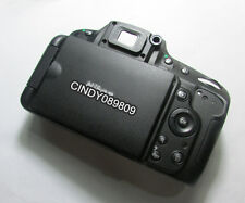 FOR Nikon D5100 Back Cover Rear Case with LCD and Key Button No Card Door