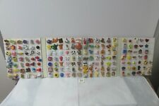 New listing  164 Salesman's Sample Buttons Novelty - Weber & Sons Button Co. All Carded