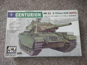 AFV Club 1/35 Centurion Mk5/2 - AF35122