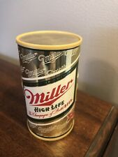 Vintage Miller High Life Am Radio Can Works By General Electric Nice Very Rare