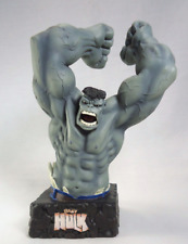 HULK GRAY BUST BY GRAHAM CRACKER,  (FACTORY SEALED, BRAND NEW, MIB)