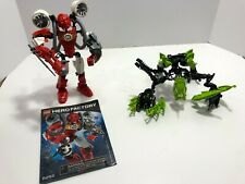 LEGO hero factory LOT:  Furno 6293 + Corroder 7156