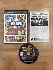 Grand Theft Auto Liberty City Stories (Sony PlayStation 2, 2006) Ps2 Gta Game