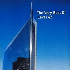 LEVEL 42: THE VERY BEST OF CD GREATEST HITS / NEW
