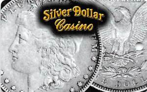 Silver Dollar Casino - Carson City, NV - Slot Card