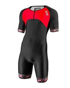 SLS3 Mens Fx Aero S/S Suit Black Red