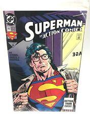 Superman In Action Comics #692 Oct 1993 DC Comic