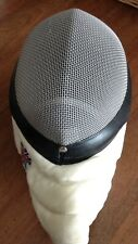Leon Paul fencing mask 280C silver face 1600N Small