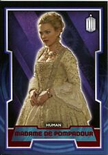 Doctor Who 2015 Red Parallel [50] Base Card #140 Madame De Pompadour