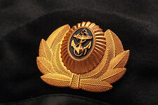 Russia Russian Navy & Naval Infantry Cockade in the frame,Metal,New !