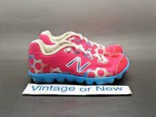 Girls New Balance Minimus Ionix 3090 Pink Blue White K3090HPP Running PS sz 10.5