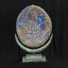 Colin Heaney Original Glass Statue Artwork Contemporary Sculpture Plate