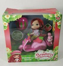 Strawberry Shortcake -Strawberry's Scooter Boxed Set