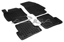 3D Gummi-Fußmatten für Renault Captur ab 2013/Clio III/IV Gummimatten Automatten