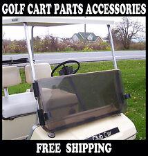 Club Car DS Tinted Windshield '82-'00.5 *New In Box* Golf Cart Folding Acrylic