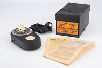 Haynes Model J-3 Photometer Densitometer in Original Box with Manual WORKS V10