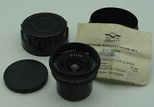 Russar MP-2 5.6/20mm BLACK KMZ lens for M39 Zorki FED Leica Bessa IN BOX NEW OS