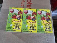 More details for 3 x provanto 86600247 ultimate fruit and vegetable bug killer - 30ml each